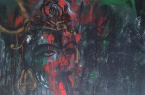 Kali The Goddess_March-April 2013_mm_75x110 cm